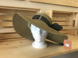Women Foldable Summer Hats - michaeljazz.ca - Michaeljazz Feel Good Lifestyle Brand