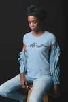 Michaeljazz Classic Signature Womens T-Shirts - michaeljazz.ca - Michaeljazz Feel Good Lifestyle Brand