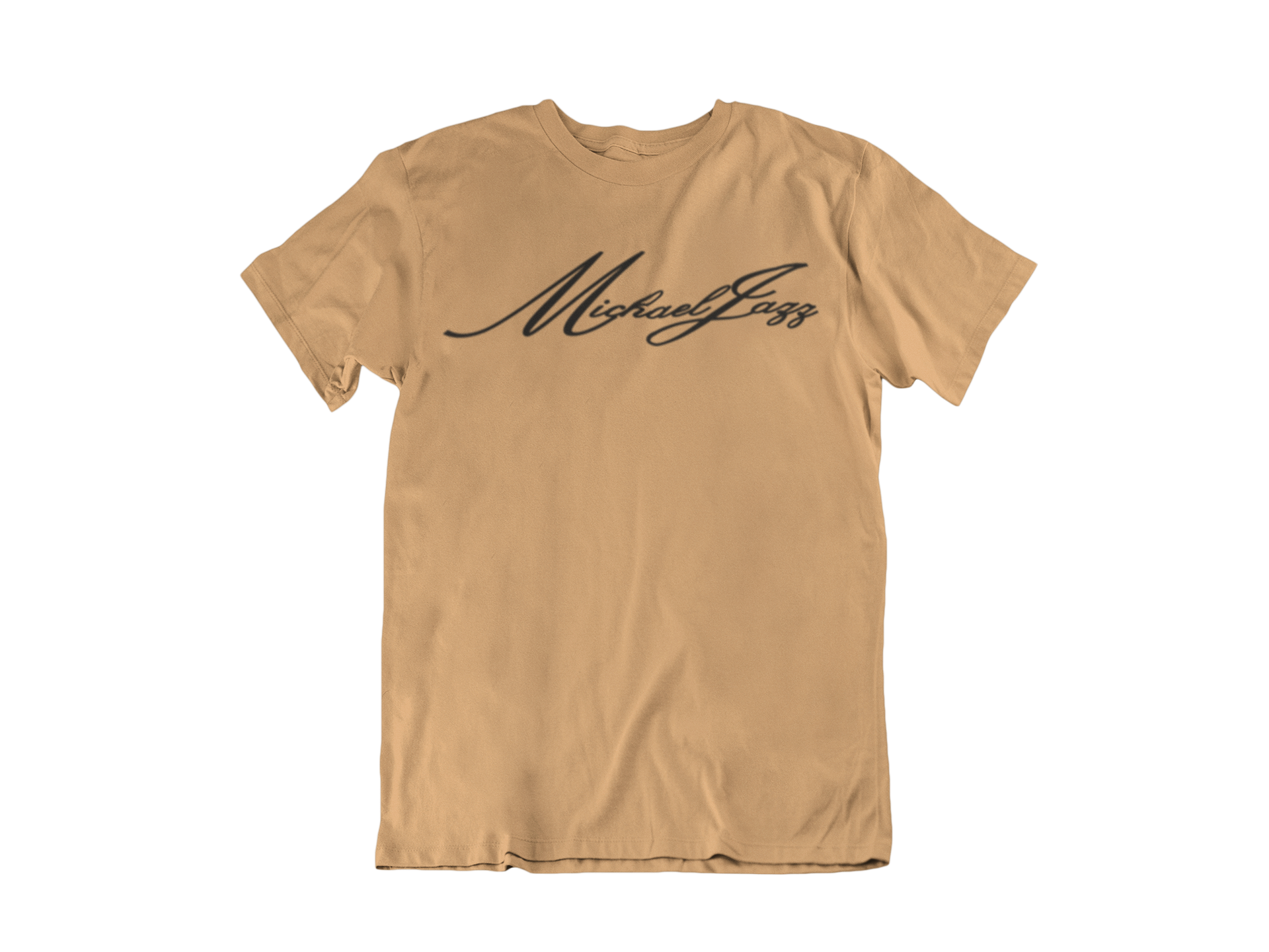 Michaeljazz Classic Signature Mens T-Shirts - michaeljazz.ca - Michaeljazz Feel Good Lifestyle Brand