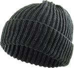 Ribbed Beanie 100% Acrylic - michaeljazz.ca - Michaeljazz Feel Good Lifestyle Brand