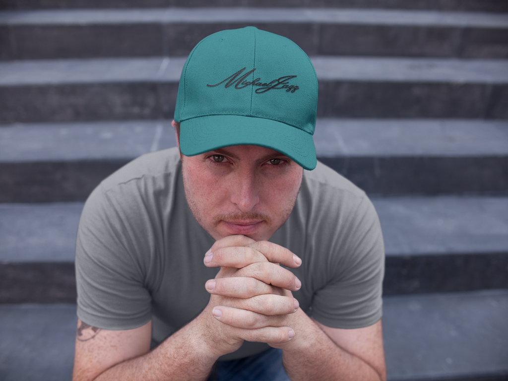 Classic Michaeljazz Signature Baseball Caps - michaeljazz.ca - Michaeljazz Feel Good Lifestyle Brand