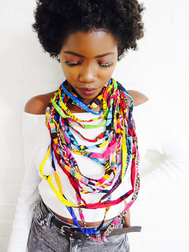 Lappa Layers Necklace