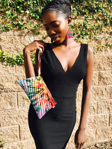 Sianneh Clutches (Made in Liberia textiles)