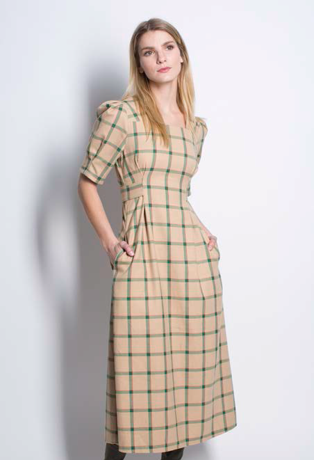 Nowe Dress - SIX CRISP DAYS