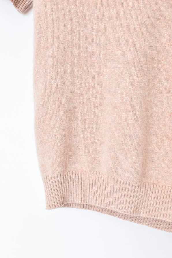 Katy Round Neck Sweater - SIX CRISP DAYS