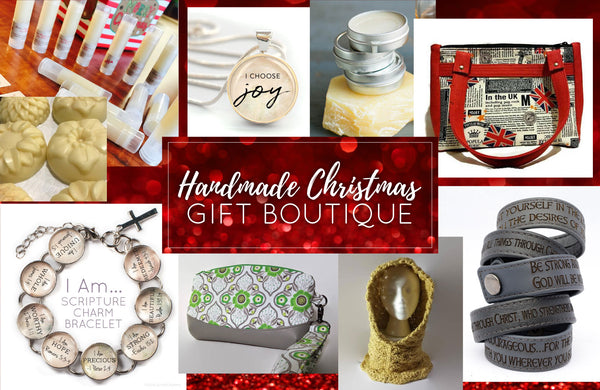 Handmade Christmas Gift Boutique