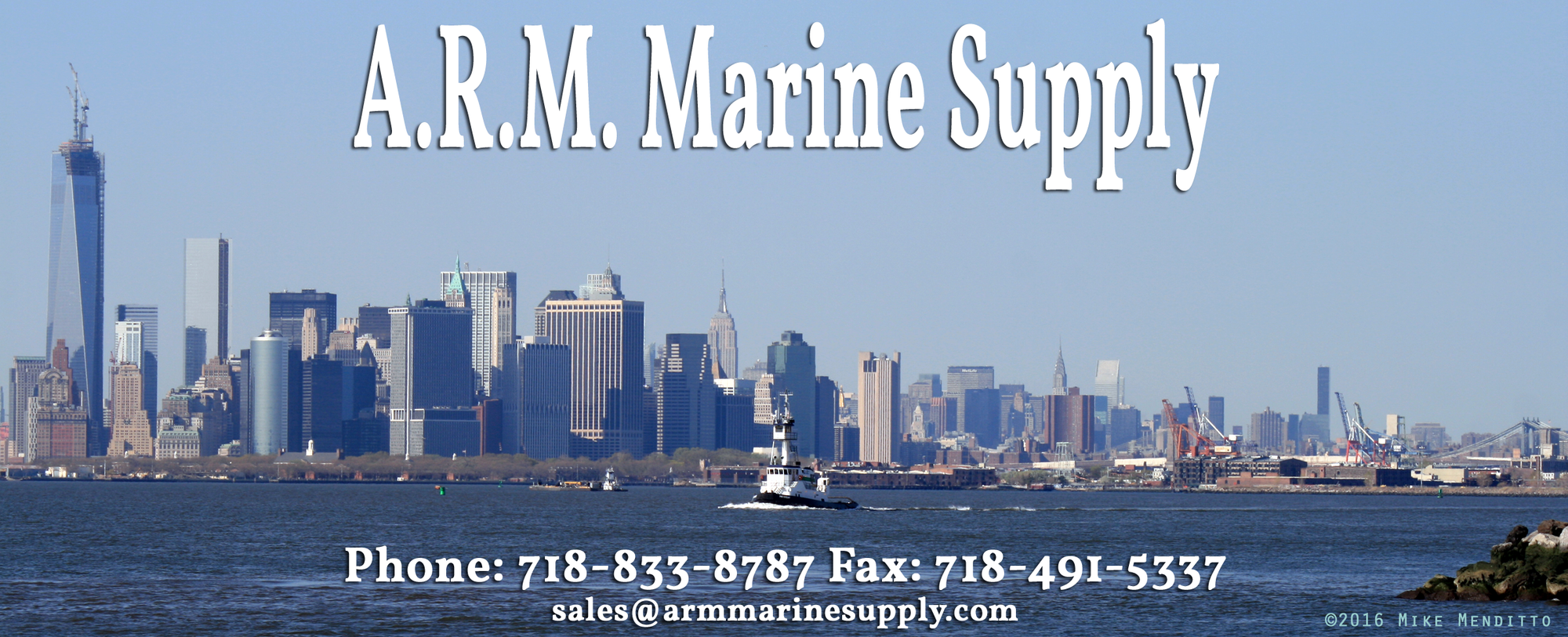 A.R.M. Marine Supply