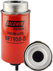 Baldwin BF7950-D Fuel Filters, Case of 12 Filters, $16.76 Per Filter with Free Shipping