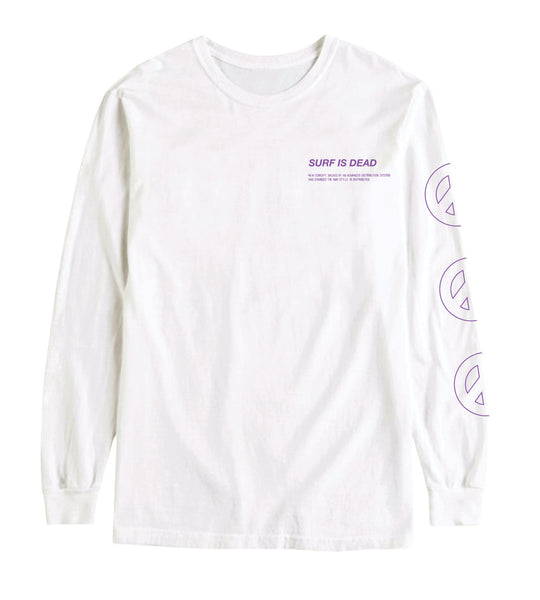 Love Away Longsleeve - White