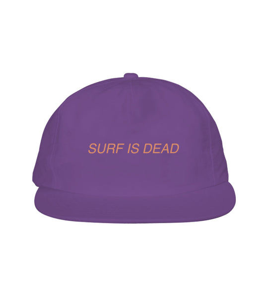 Asleep Hat - Purple