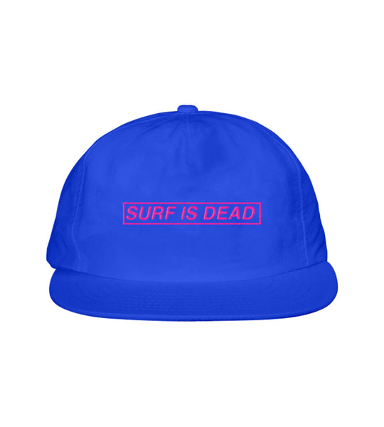 Boxed In Hat - Cali Blue