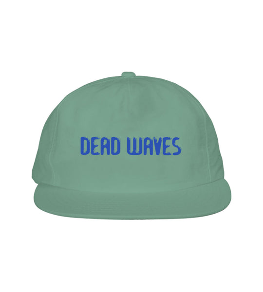 Dead Waves Hat - Teal