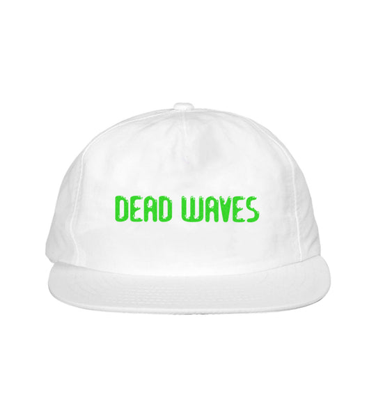 Dead Waves Hat - White