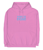 These Are The Breaks Hoodie - Pink
