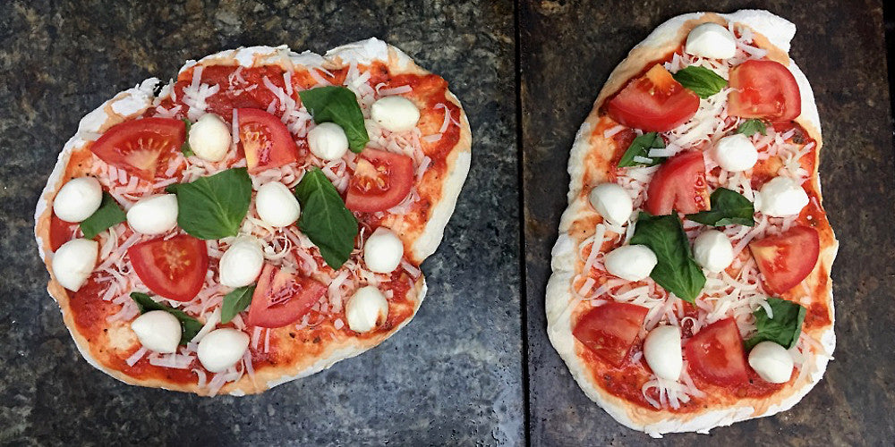Margherita Pizza | Stone Cooking like a Pro