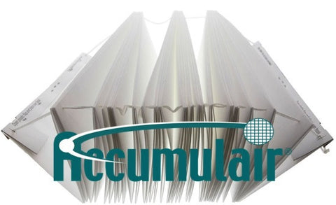 20x25x6 Accumulair #201 Media for Aprilaire Models 2200/2250 MERV 13