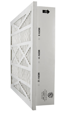 16x25x5 Grille Filter for Honeywell Home Air Filter MERV 8