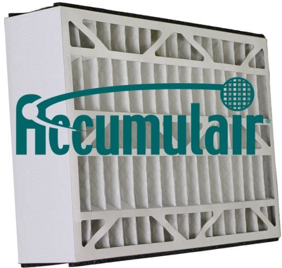 16x25x5 Air Filter Home White Rodgers MERV 8