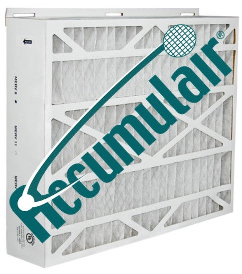 17.5x27x5 Air Filter Home Trane MERV 11