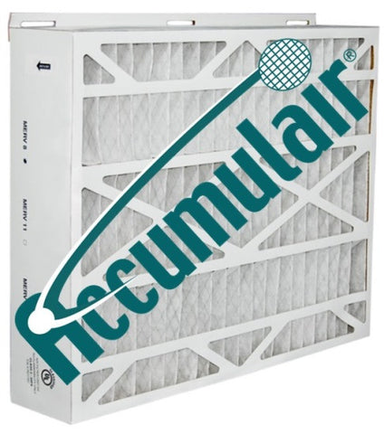 14.5x27x5 Air Filter Home Trane MERV 8