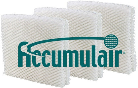 AC-818 Duracraft Humidifier Wick Filter (3 Pack)