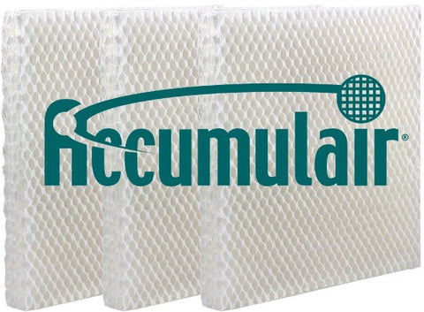 AC-801 Duracraft Humidifier Wick Filter (3 Pack)