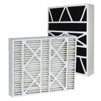 16x25x4 Air Filter Home White Rodgers MERV 8