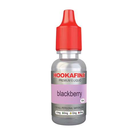 Hookafina E-Juice Blackberry 15ml