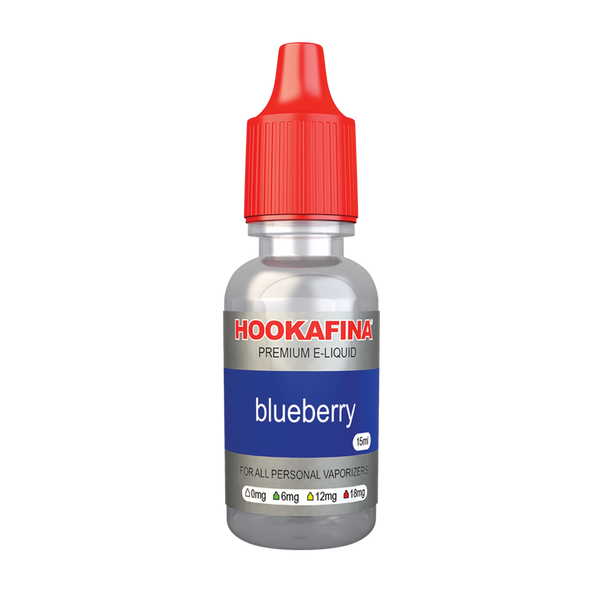 Hookafina E-Juice Blueberry 15ml