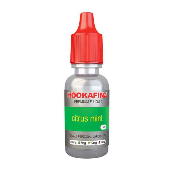 Hookafina E-Juice Citrus Mint 15ml