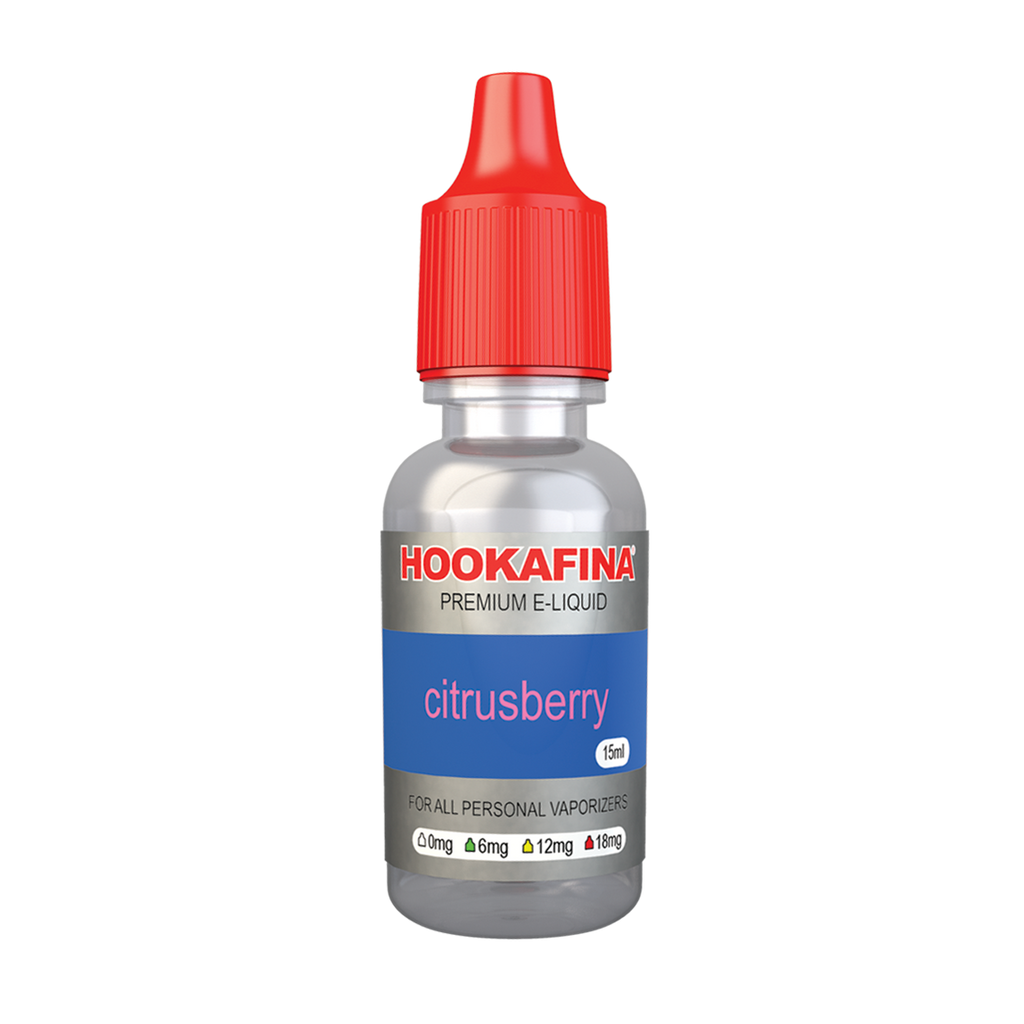 Hookafina E-Juice Citrusberry 15ml