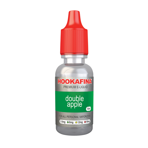Hookafina E-Juice Double Apple 15ml