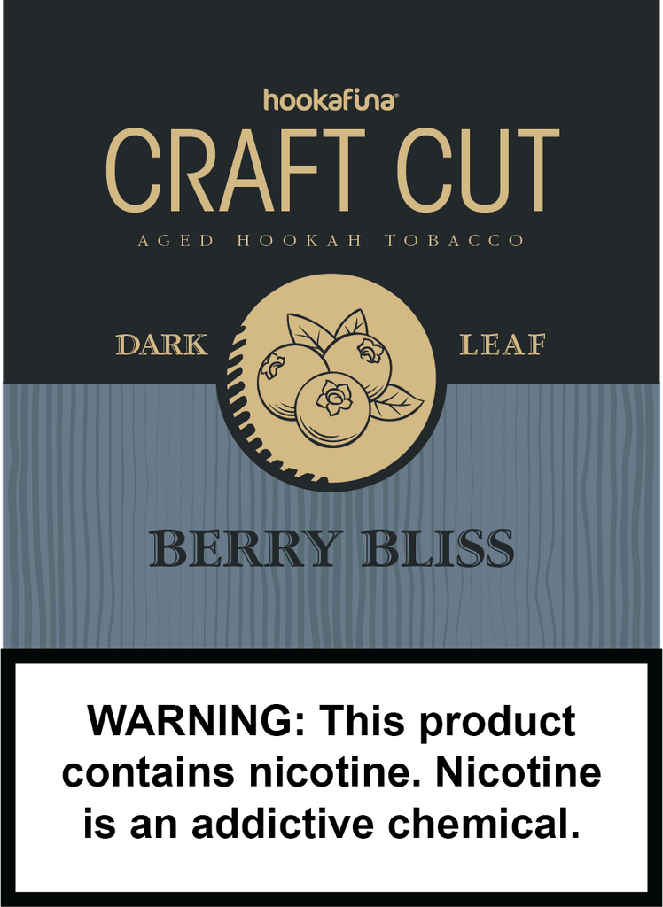 Hookafina Craft Cut Berry Bliss