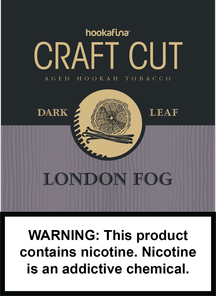 Hookafina Craft Cut London Fog