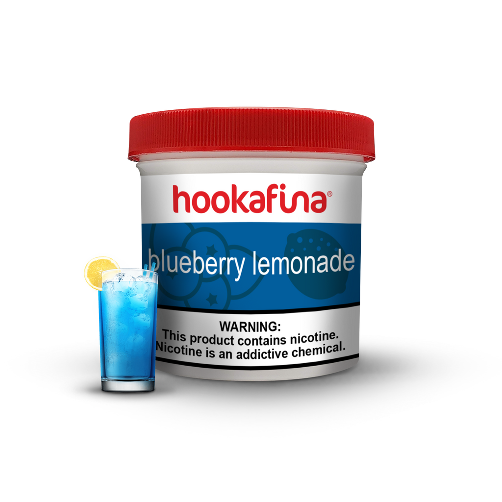 Hookafina Blueberry Lemonade - HFN