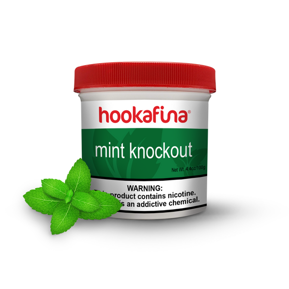 Hookafina Mint Knockout - HFN