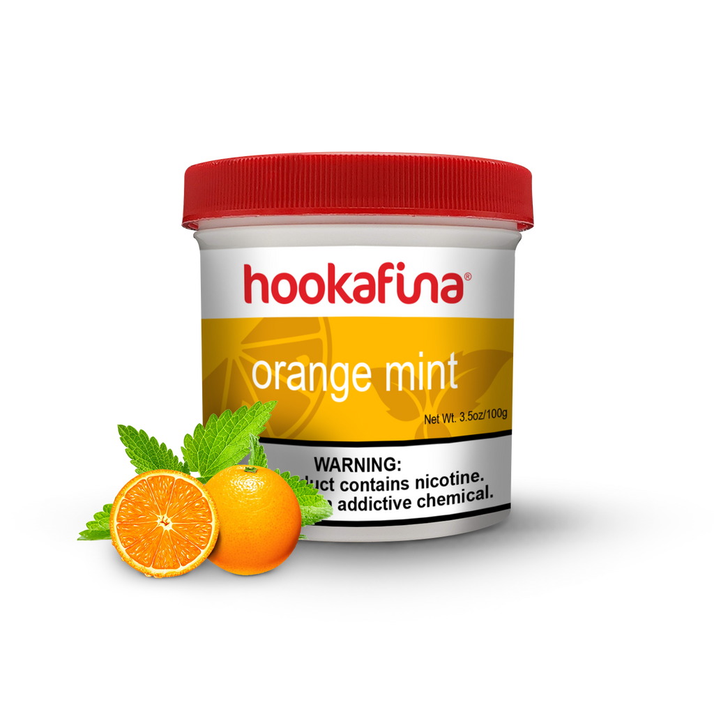 Hookafina Orange Mint - HFN