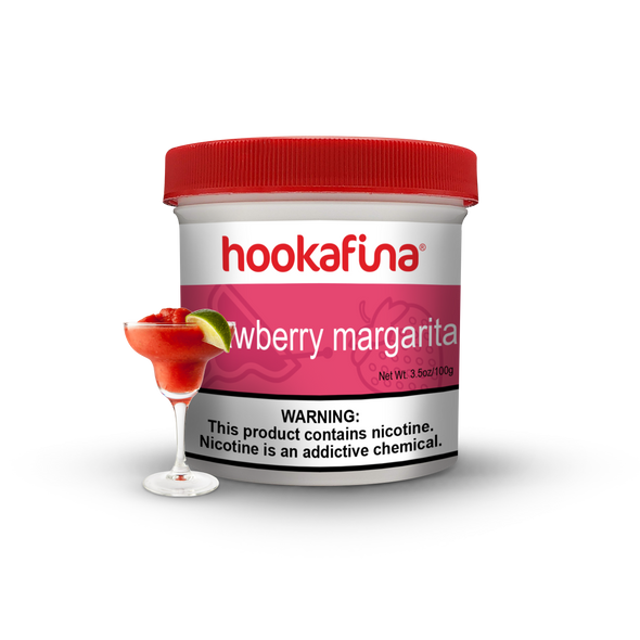 Hookafina Strawberry Margarita - HFN