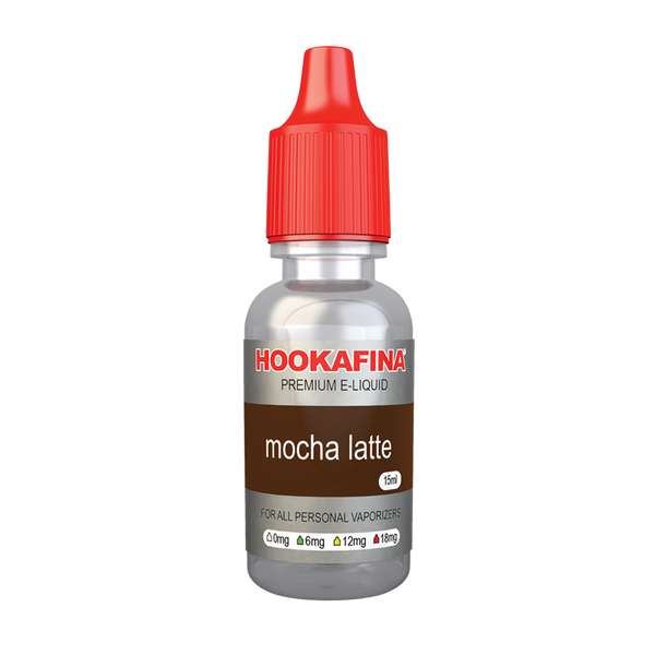 Hookafina E-Juice Mocha Latte 15ml