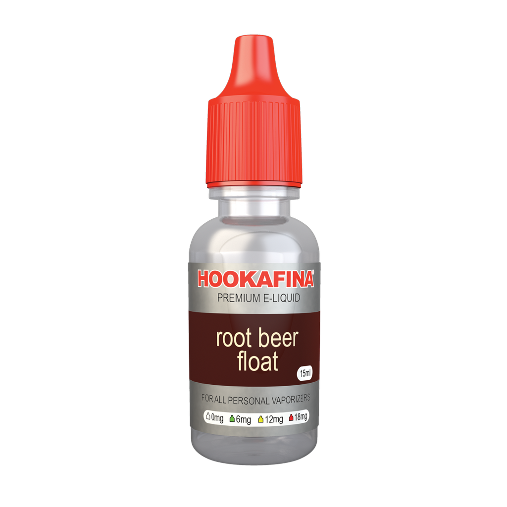 Hookafina E-Juice Root Beer Float 15ml - HOOKAFINA
