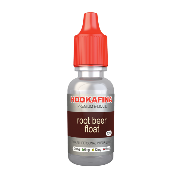 Hookafina E-Juice Root Beer Float 15ml
