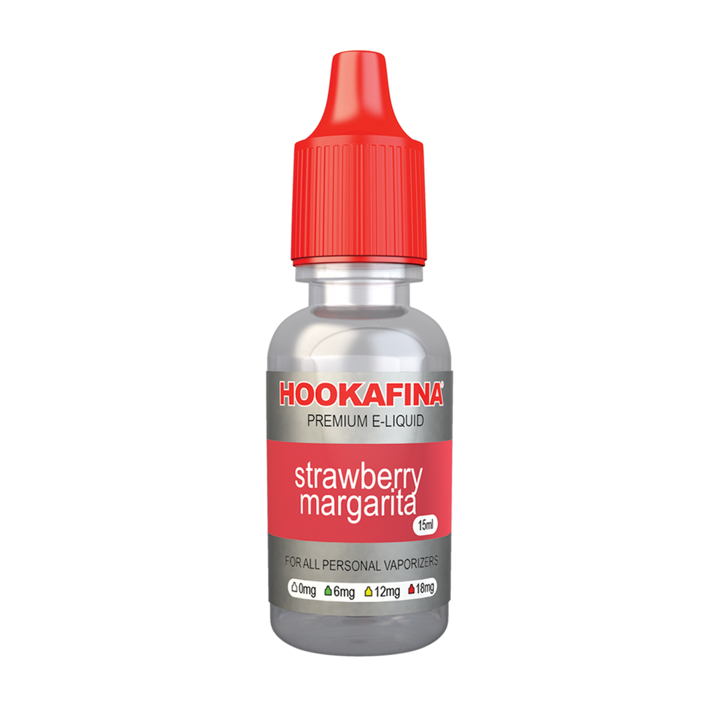 Hookafina E-Juice Strawberry Margarita 15ml - HOOKAFINA