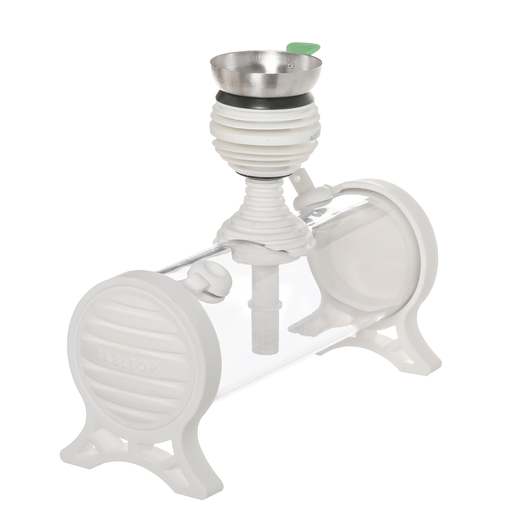 Tabltop Hookah White