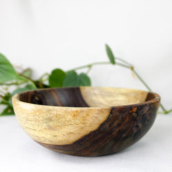 Mangosteen Bowl - Rosewood Root