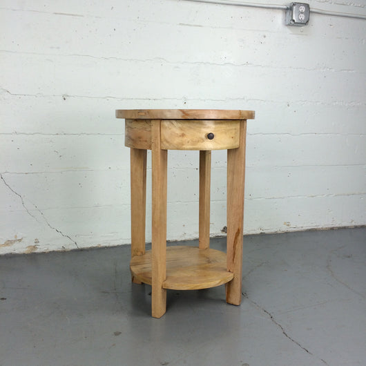 Solidarity Side Table - Tall