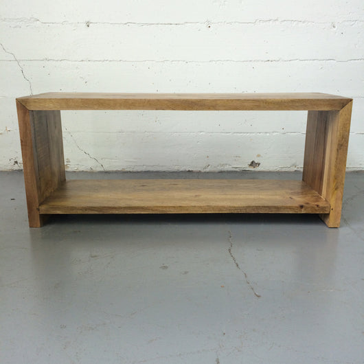 Strong Bench w/Shelf, Medium
