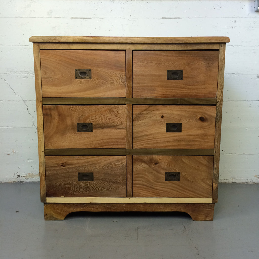 Adaptation Dresser   6 Drawer