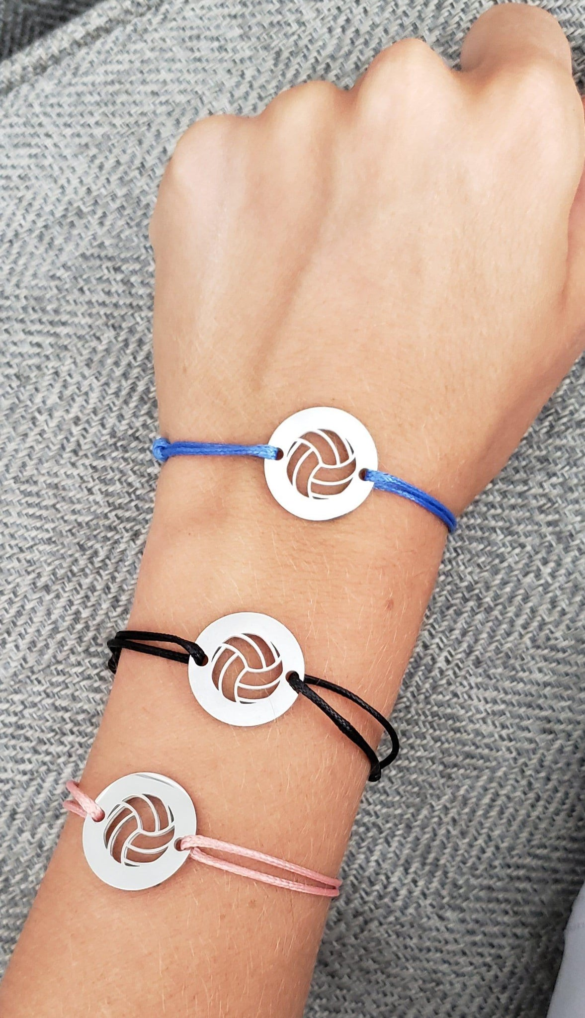 Volleyball Rope Bracelet