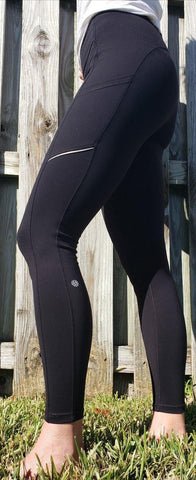 Pura Vida Volleyball Tight Leggings - Pura Vida Volleyball