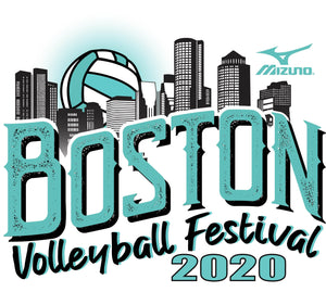 * Pin Boston 2020 Volleyball Festival - Pura Vida Volleyball